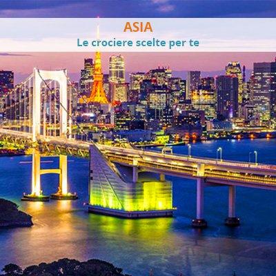 Destinazione Asia