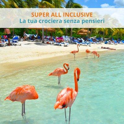 Costa Super All Inclusive Caraibi
