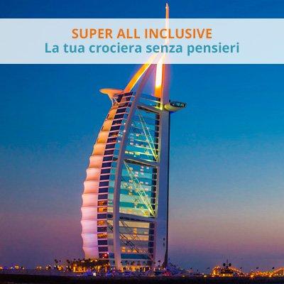 Costa Super All Inclusive Emirati Arabi