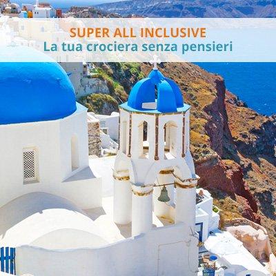 Costa Super All Inclusive Mediterraneo