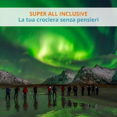 Costa Super All Inclusive Nord Europa