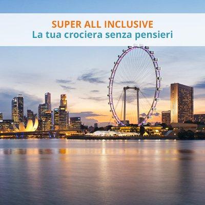 Costa Super All Inclusive Singapore