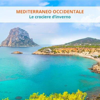 Le migliori crociere invernali nel Mediterraneo 2021