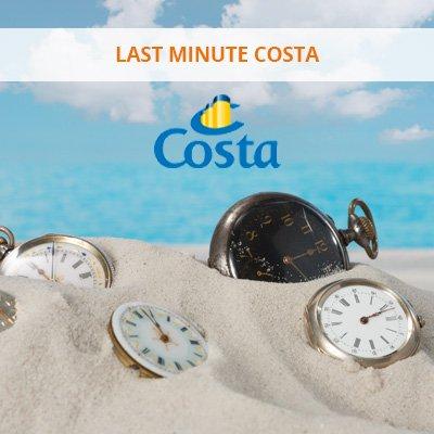 last minute costa