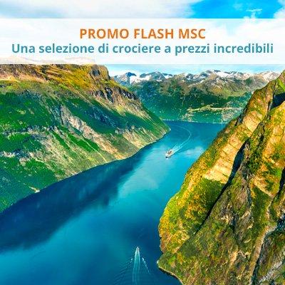 Promo Flash MSC Nord Europa
