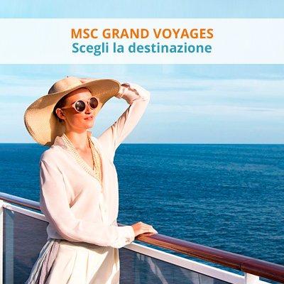 MSC Grand Voyages