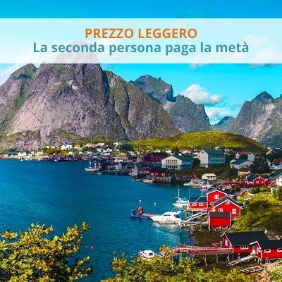 MSC Prezzo Leggero Nord Europa Estate 2020
