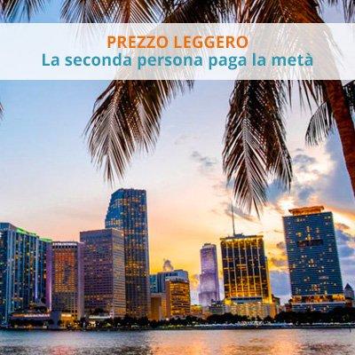 MSC Prezzo Leggero Miami e Caraibi