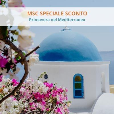 MSC SPECIALE SCONTO