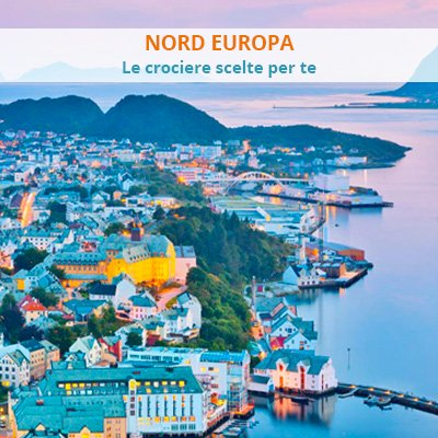 Destinazione Nord Europa