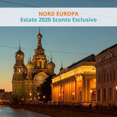 Nord  Europa sconto esclusivo