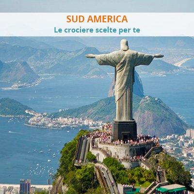 Destinazione Sud America